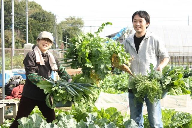 23. 東京で農業!