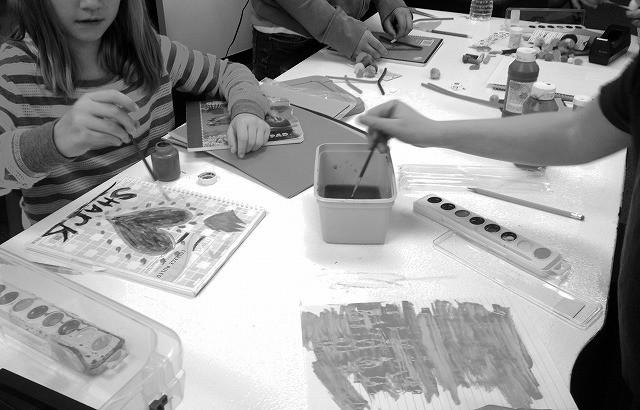 28. 生きることは表現すること ~アーティストと学ぶ、アートの歴史と創作のワークショップ~